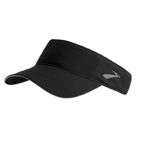 Brooks Sherpa Visor Unisex Black