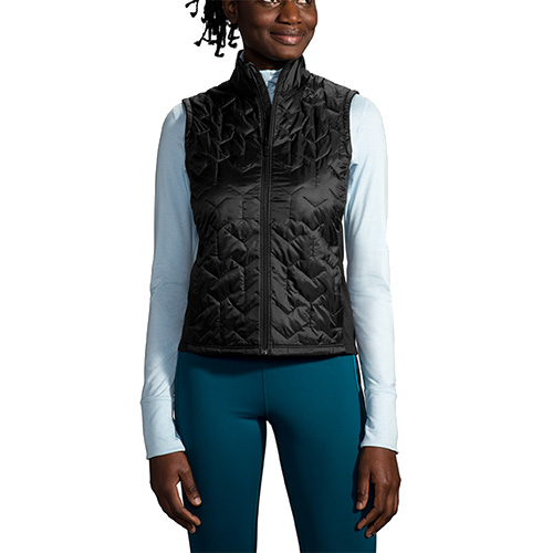 Brooks Shield Hybrid Vest Women's Black