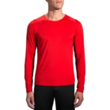 Brooks Steady Long Sleeve Men's Lava/Root