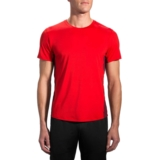 Brooks Steady Short Sleeve Men's Lava/Root