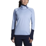 Brooks Threshold Longsleeve Women's Seaglass/Navy