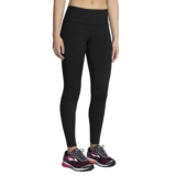 Brooks Threshold Tight Women's Black