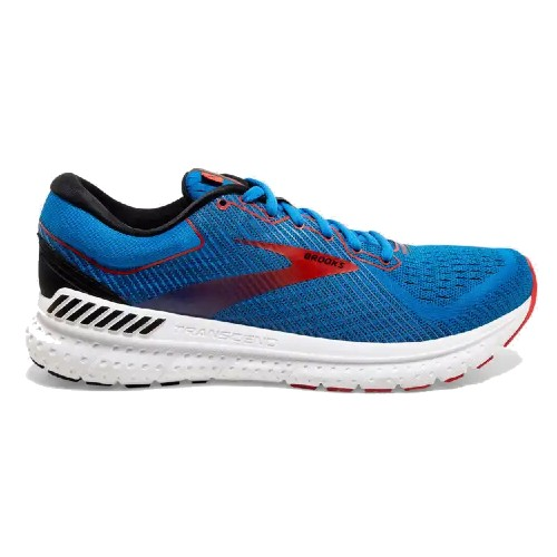 Brooks Transcend 7 Men's Mazarine/Black/Red