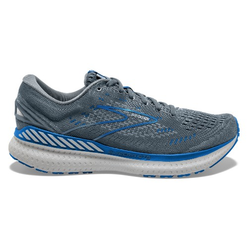 Brooks-Glycerin-GTS-19 Men's Quarry/Grey/Dark Blue
