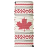 Buff Canadian Knitted Leaf
