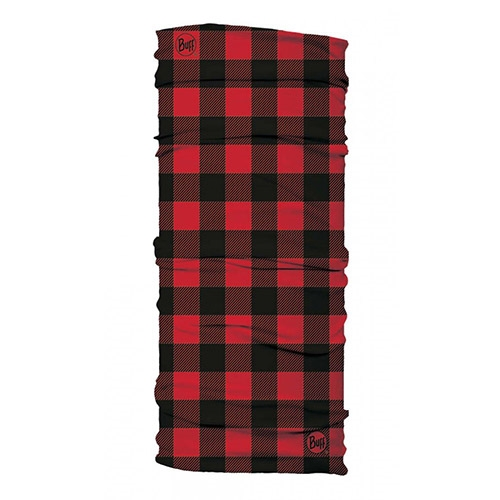 Buff Canadian Red Plaid