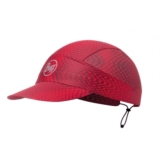Buff Pack Run Cap Reflective Jam Red