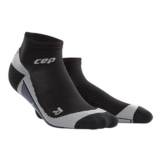 CEP Dynamic + Low Cut Socks Men's Black/Grey
