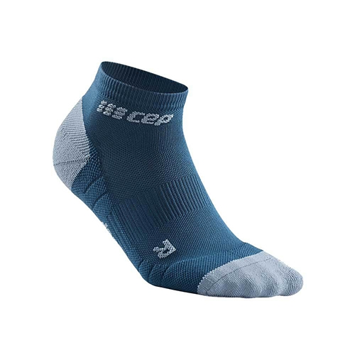 CEP Low Cut Socks 3.0 Women's Blue/Grey