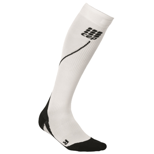 CEP Progressive + Run Sock 2.0 Men's White/Black