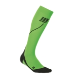 CEP Progressive + Run Sock 2.0 Women's Flash Green/Black