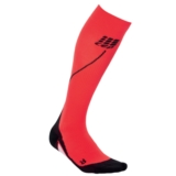 CEP Progressive + Run Sock 2.0 Women's Red/Black