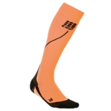 CEP Progressive + Run Sock 2.0 Men's Flash Orange/Black