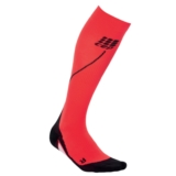 CEP Progressive + Run Sock 2.0 Men's Red/Black