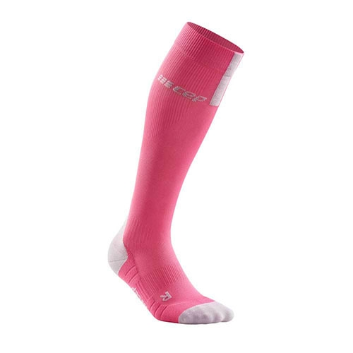 CEP Run Sock 3.0 Women's Rose/Light Grey