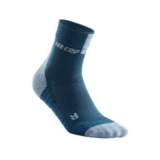 CEP Short Socks 3.0 Men's Blue/Grey