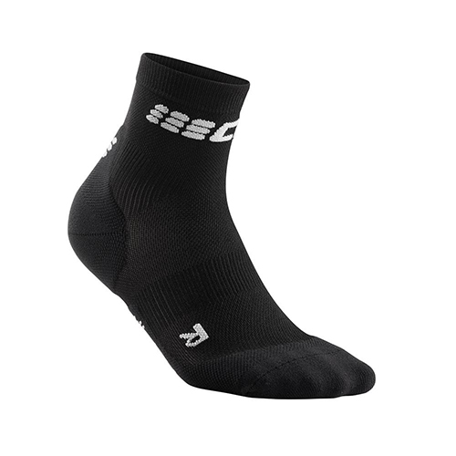 CEP Ultralight Short Sock Men's Black/Grey
