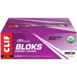 CLIF Bloks Case of 18 Mountain Berry