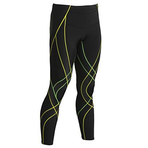 CW-X Endurance Generator Men's  Black/Lime Green - CW-X Style # 229809-755 F13