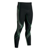CW-X Insulator Stabilyx Tights Men's Black/Grey/Green