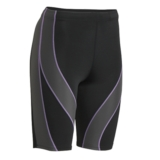 CW-X PerformX Short Women's Black/Grey/Lavender