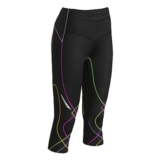 CW-X Stabilyx 3/4 Tights Women's Black/Rainbow