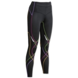 CW-X Stabilyx Tights Women's Black/Rainbow