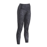 CW-X Stabilyx Tights Women's Grey Rose Print