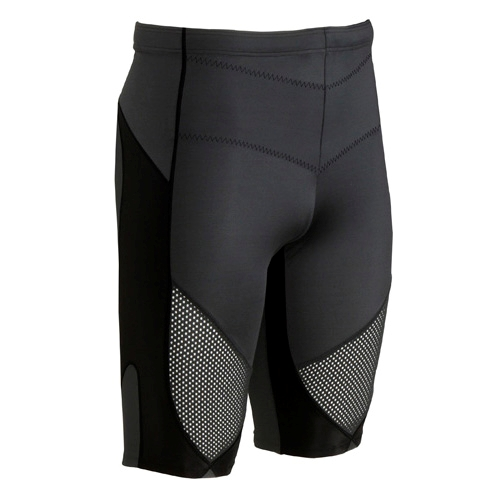CW-X Ventilator Stabilyx Short Men's Black - CW-X Style # 227805 001 F19