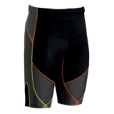 CW-X Ventilator Stabilyx Short Men's Black/Yellow/Orange