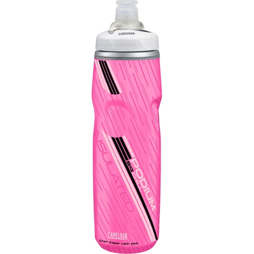 Camelbak Podium Big Chill PowerPink 25oz/750ml Insulated - Camelbak Style # C-1301604075 S18