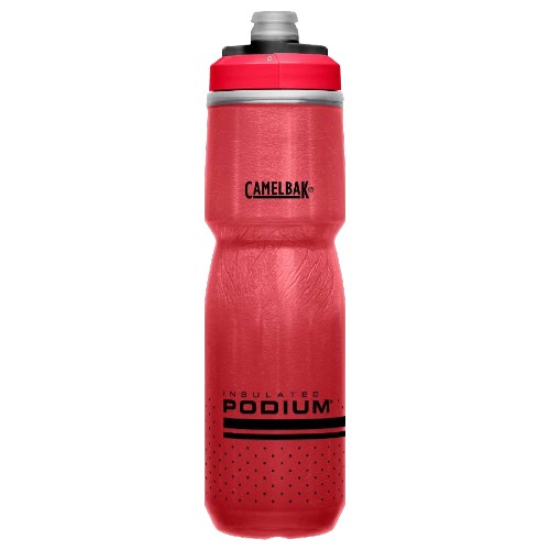 Camelbak Podium Chill Fiery Red 24oz Insulated