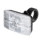 CatEye Flashing Light White Front Light Auto Reflex