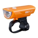 CatEye Volt 100 HL-EL150RC Orange/USB Rechargeable