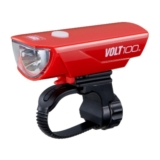CatEye Volt 100 HL-EL150RC Red/USB Rechargeable