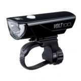 CatEye Volt 100 HL-EL150RC Black/USB Rechargeable