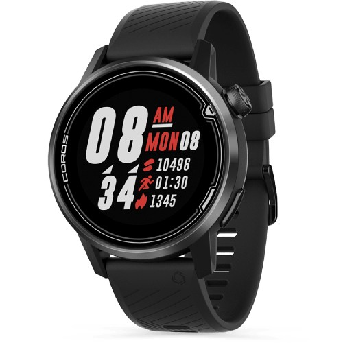 Coros Apex Multisport Watch Unisex Black/Grey 42mm