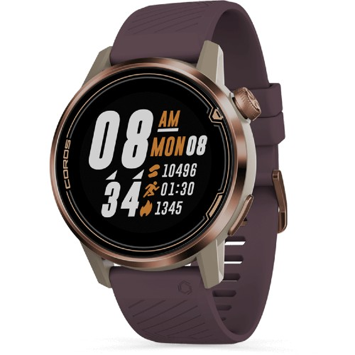 Coros Apex Multisport Watch Unisex Gold 42mm