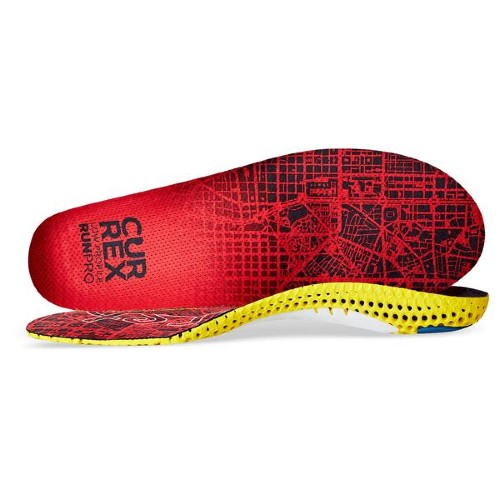 Currex RunPro Low Profile Red