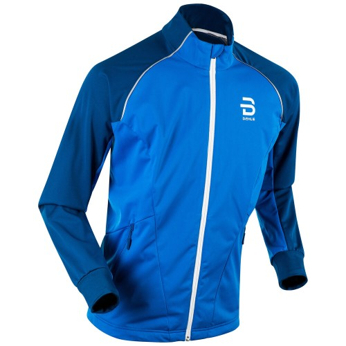 Daehlie Jacket Ridge Men's Estate Blue