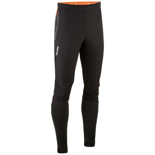 Daehlie Pants Run Men's Black