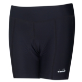 "Diadora Basic 7""Cycling Short Womens Black"