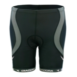 "Diadora Chexx 8.75"" Bike Short Mens Black"