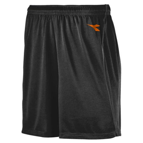 Diadora Essential Knit Short Mens Black