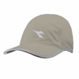 Diadora Running Cap Men's Grey