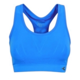 Diadora SMLS Bra w/ Spacer Cup Women's Blue Jewel