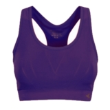 Diadora SMLS Bra w/ Spacer Cup Women's Deep Purple