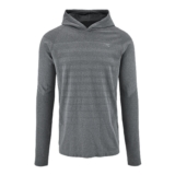 Diadora Seamless L/S Hoody Men's Grey