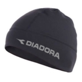 Diadora Winter Running Beanie Unisex Black O/S