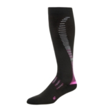 EC3D BHOT Compression Sock Unisex Black/Pink/White